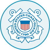 coast guard logo image