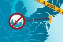 New Jersey bans asbestos
