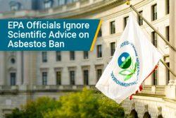 EPA asbestos ban news