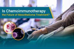 receiving chemotherapy for mesothelioma