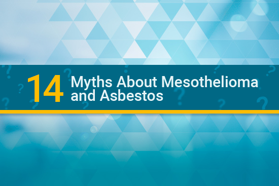 mesothelioma myths