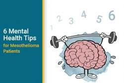 mental health tips for mesothelioma patients