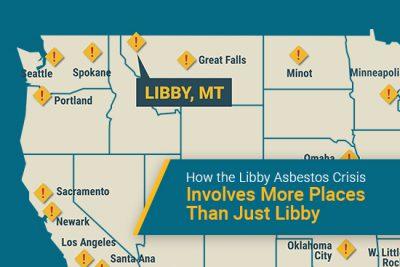 Libby, Montana asbestos widespread mesothelioma