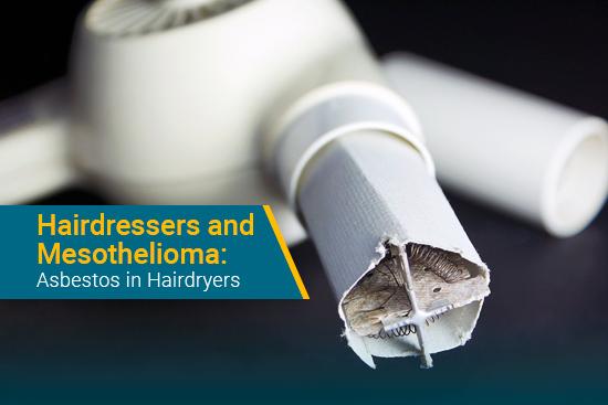 asbestos in hair dryers