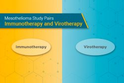virotherapy and immunotherapy for mesothelioma clinical trial