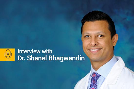 Dr. Shanel Bhagwandin peritoneal mesothelioma