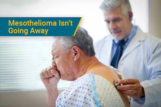 mesothelioma on the rise in the U.S.