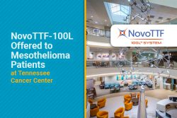 NovoTTF-100L treatment for pleural mesothelioma available