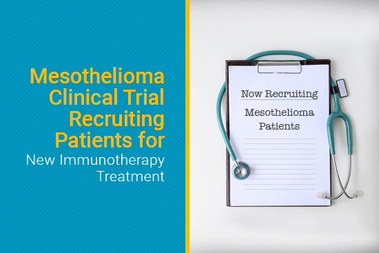 mesothelioma clinical trial