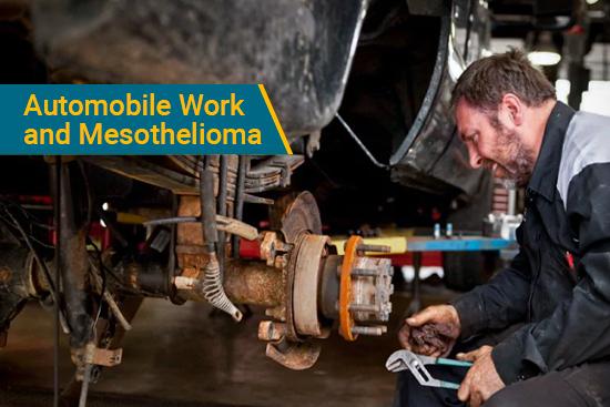 automobile repair work causes mesothelioma