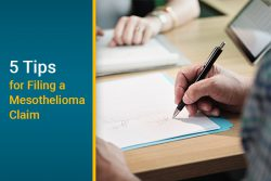 5 tips for filing a mesothelioma lawsuit
