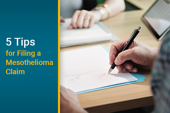 5 Tips For Filing A Mesothelioma Claim Mesothelioma Guide
