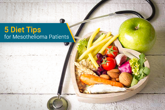 how to plan a diet as a mesothelioma patient