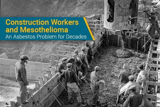 construction workers near asbestos
