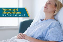 women with mesothelioma statistics