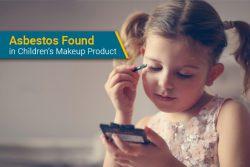 asbestos found in children's makeup