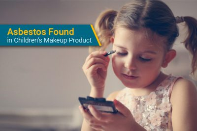 asbestos found in children's makeup