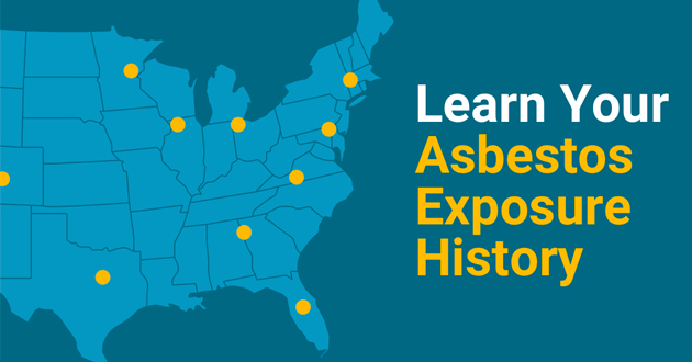 learn your asbestos exposure history