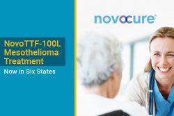 NovoTTF-100L offered at seven hospitals