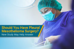 Should you have pleural mesothelioma surgery