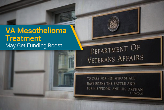 VA funding request for cancer