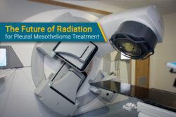 radiation future for pleural mesothelioma