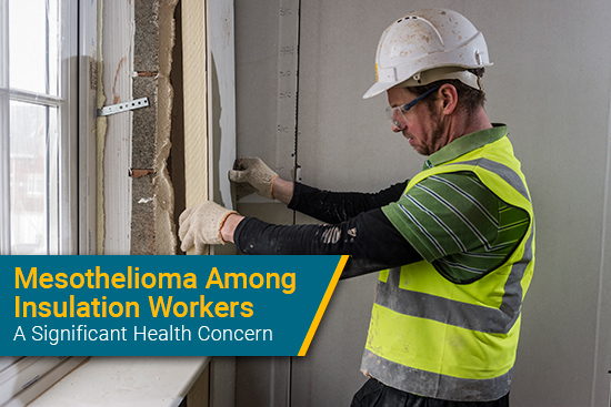 mesothelioma among insulation workers