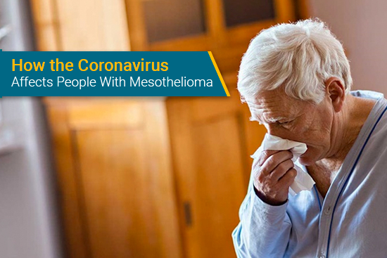 how coronavirus affects mesothelioma patients