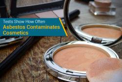 FDA tests asbestos in cosmetics