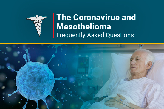 frequently asked questions about mesothelioma and coronavirus
