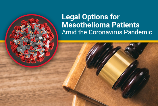 legal tips for mesothelioma patients during coronavirus isolation