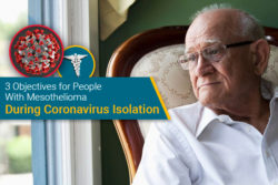 what people with mesothelioma should focus on during coronavirus isolation