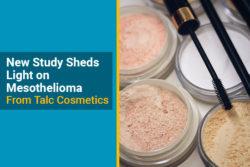 study examines talc cosmetics causing mesothelioma