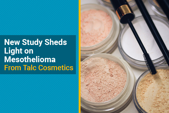 study examines talc cosmetics causing mesothelioma
