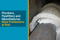 mesothelioma among pipefitters and plumbers