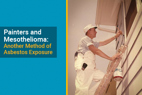 painters and mesothelioma from asbestos in paint