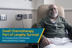 peritoneal mesothelioma chemotherapy protocol has survival cases