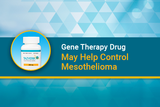 Gene therapy for mesothelioma study