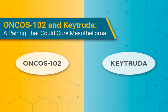 Keytruda and ONCOS-102 for mesothelioma trial