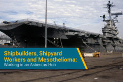 asbestos and mesothelioma among shipbuilders and shipyard workers