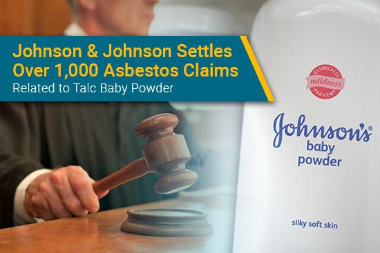 Johnson & Johnson paying $100 million to asbestos victims