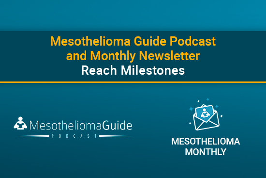 Mesothelioma Guide podcast and newsletter