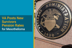 VA Pension rates increase for mesothelioma veterans