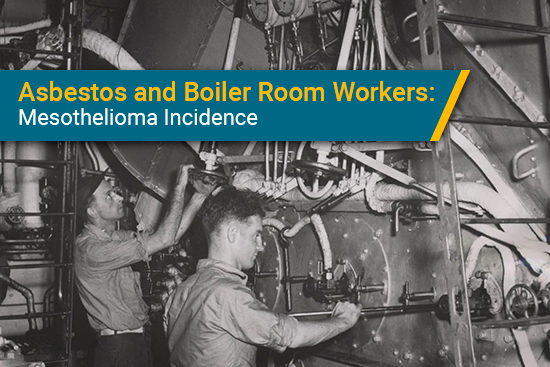 asbestos exposure for boiler workers