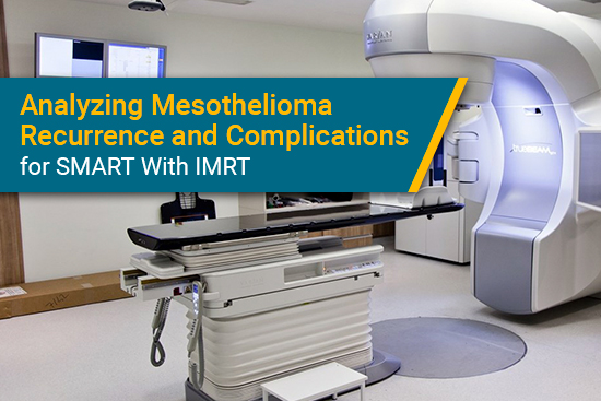 how often does recurrence of mesothelioma happen with smart protocol