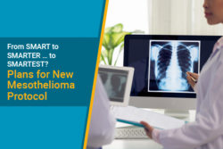 SMART and SMARTER for mesothelioma
