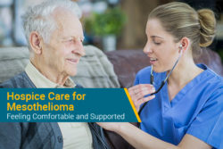 why hospice care for mesothelioma is important