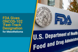 FDA ONCOS-102 fast track for mesothelioma