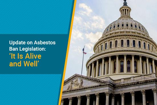 asbestos ban legislation update