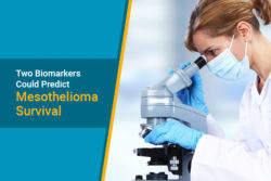 biomarkers predict survival for malignant mesothelioma